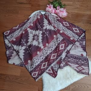 Cape / blanket scarf